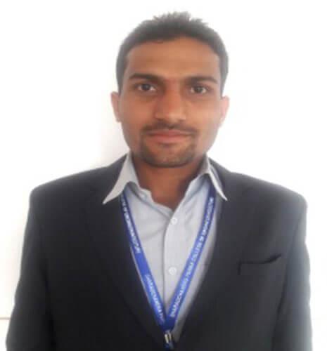 Prof.  Mahesh P. Aher