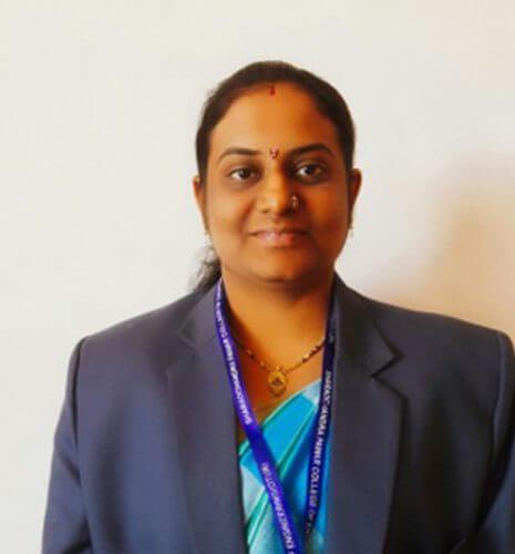 Prof.  Mrs.Vasudha V. Patil