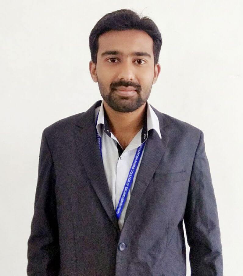 Jadhav Sachin HOD Photo